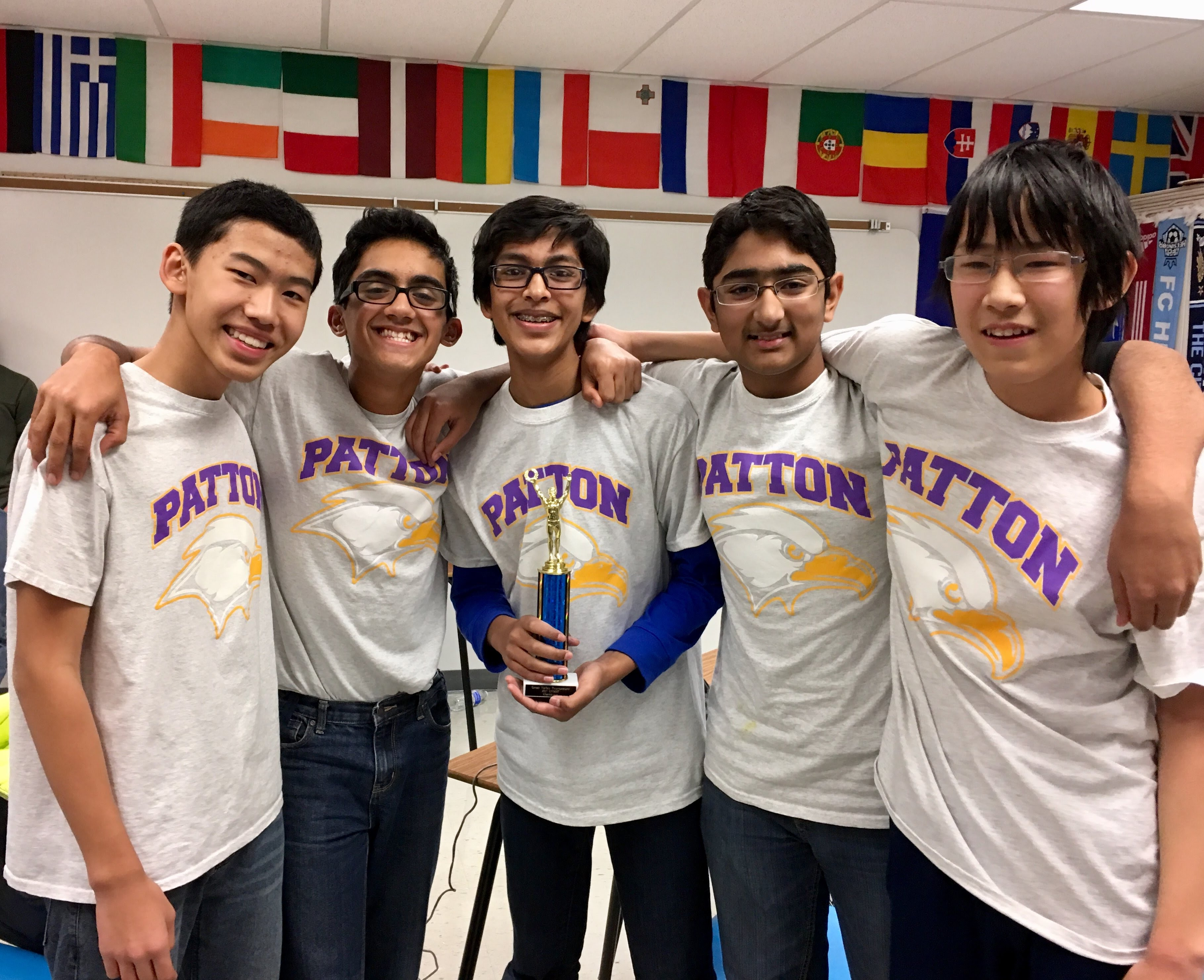 Patton at NAQT